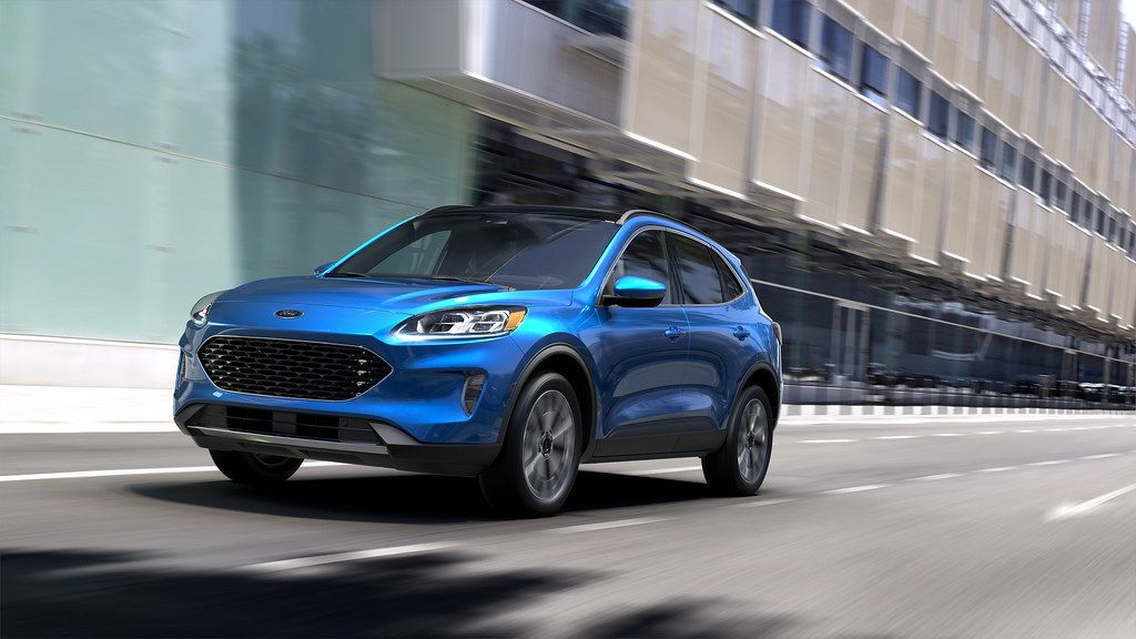 2020 Ford Escape in Inverness, FL