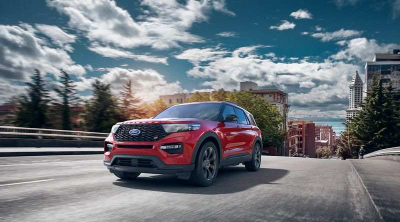 2020 Ford Explorer in Inverness, FL