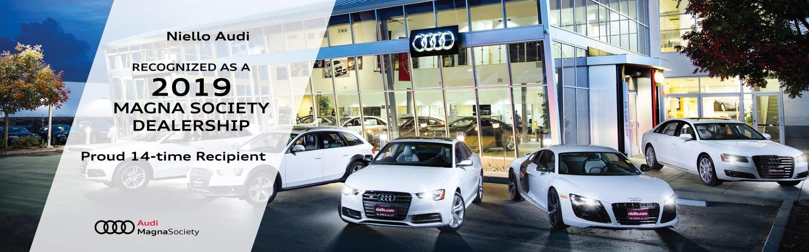 Niello Audi | New Audi Dealership in Sacramento, CA
