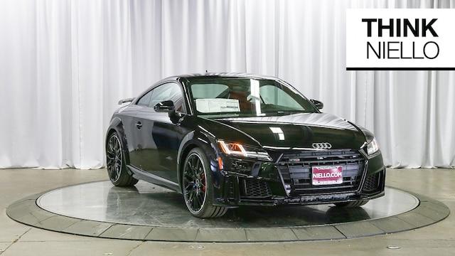 2019 Audi TTS 2.0T Coupe