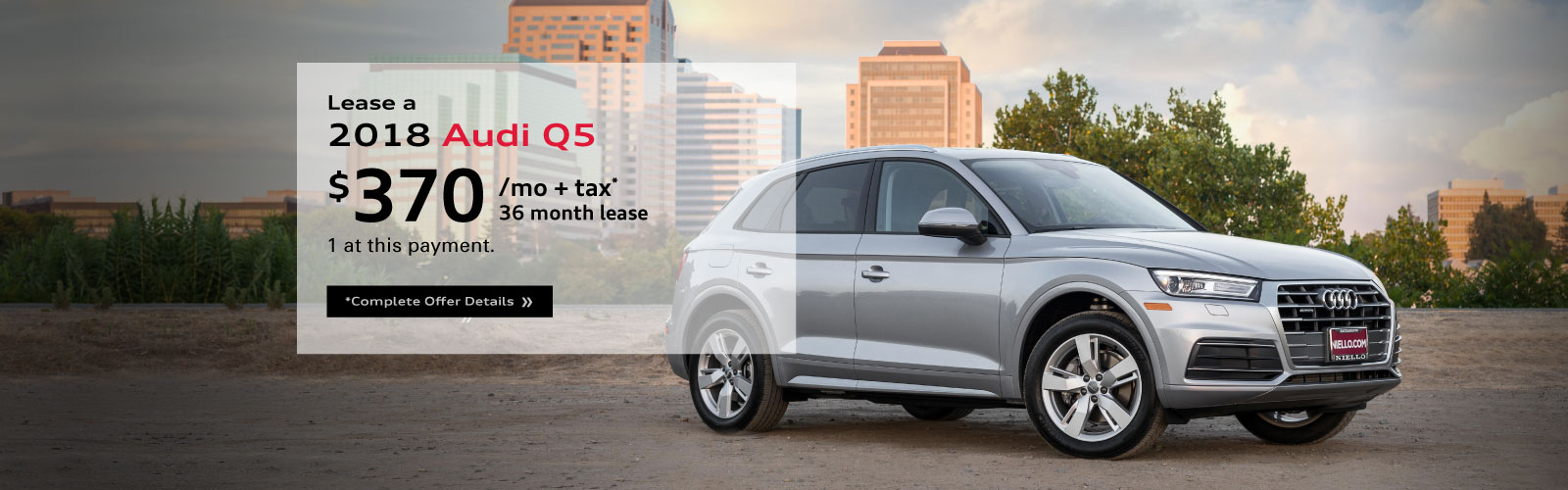 Niello Audi New Audi Dealership In Sacramento CA - Audi online payment