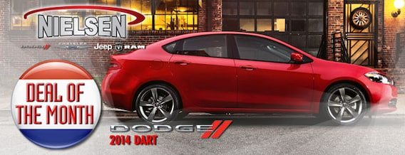 Dodge Dart Lease >> Eblast 2014 Dodge Dart Sxt Lease Nielsen Dodge Chrysler