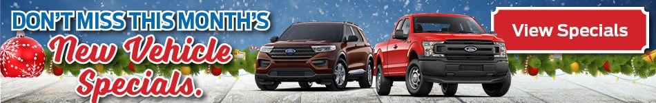 Ford Lease Specials in Sussex, NJ