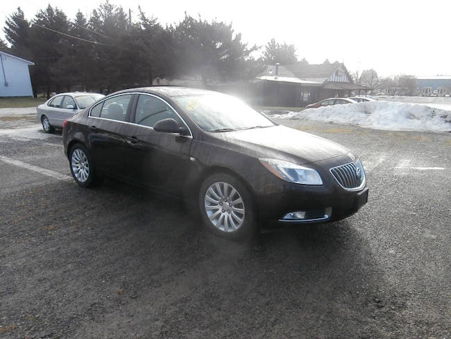 2011 Buick Regal CXL Turbo Sedan