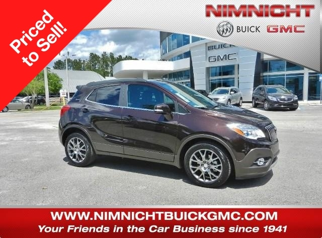 2016 Buick Encore FWD 4dr Sport Touring SUV