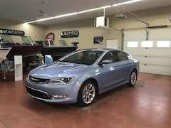 2015 Chrysler 200 C  AWD Sedan