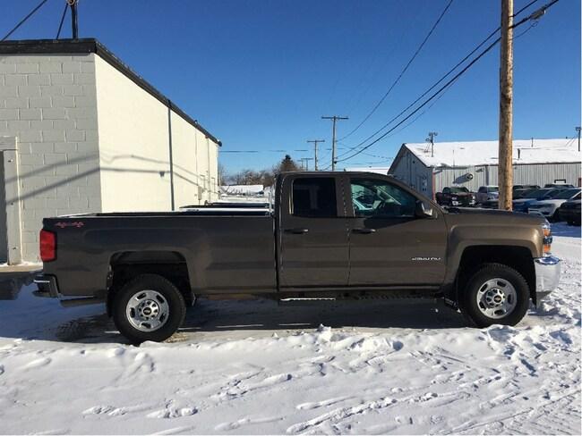 2015 Chevrolet Silverado 2500hd Truck