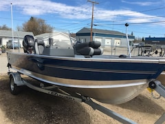 2017 LUND BOAT CO 1600 Fury SS -
