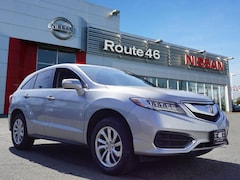 Used 2017 Acura RDX V6 AWD with Technology Package and AcuraWatch Plus SUV in Totowa