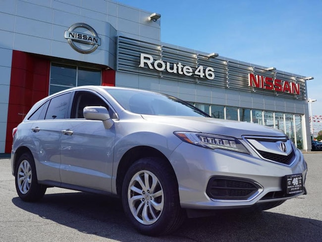 Used 2017 Acura RDX V6 AWD with Technology Package and AcuraWatch Plus SUV near Newark