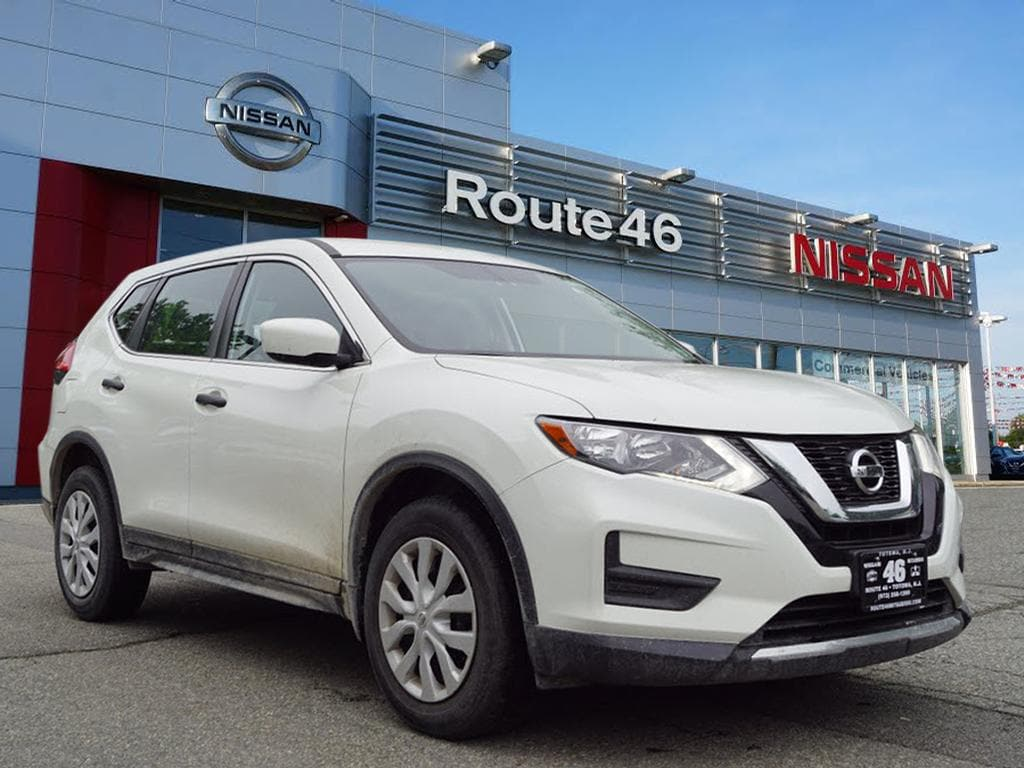 2019 Nissan Rogue For Sale in Totowa NJ | Route 46 Nissan