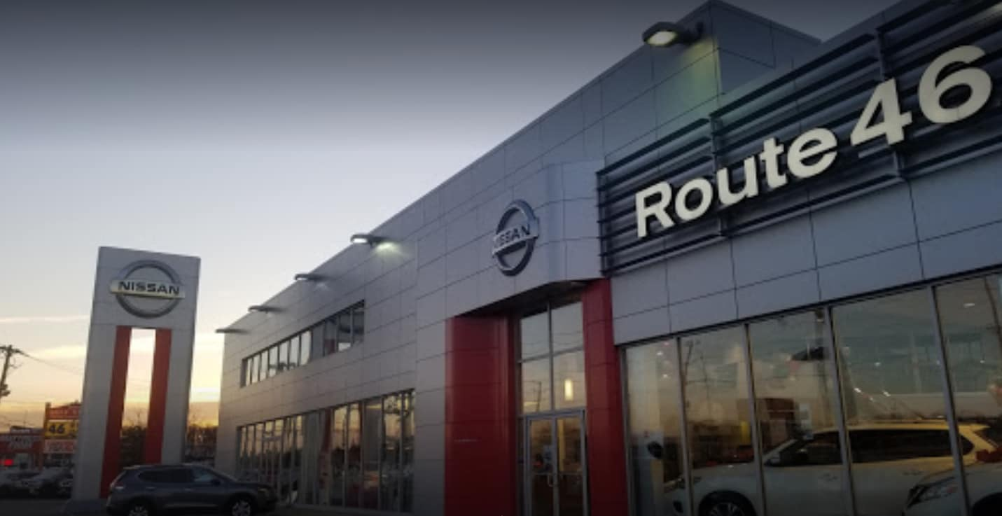 Nissan dealer in Totowa, New Jersey | Route 46 Nissan