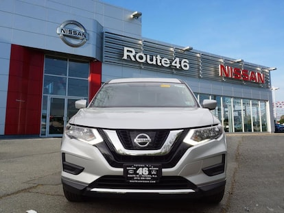2017 Nissan Rogue | Route 46 Nissan