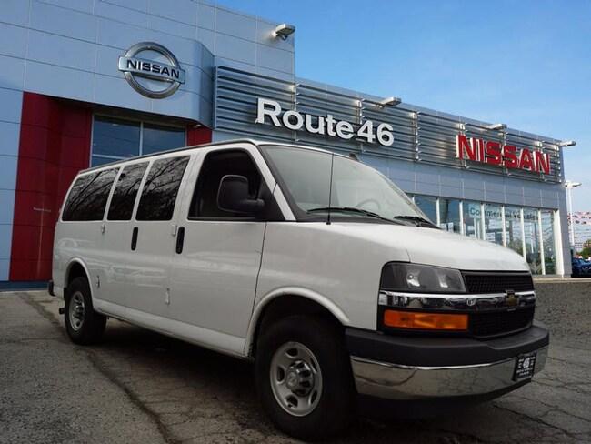 Used 2017 Chevrolet Express 2500 LT Van Passenger Van near Newark