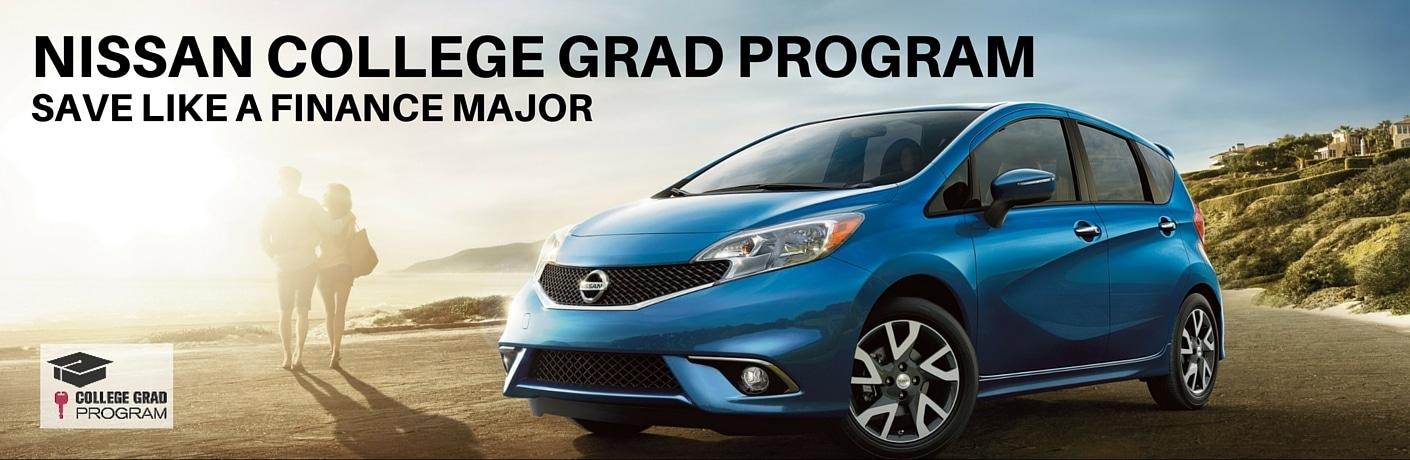 Nissan College Grad Program Asheville, NC