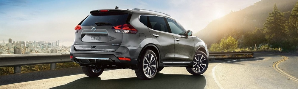 Why Choose the New Nissan Rogue?