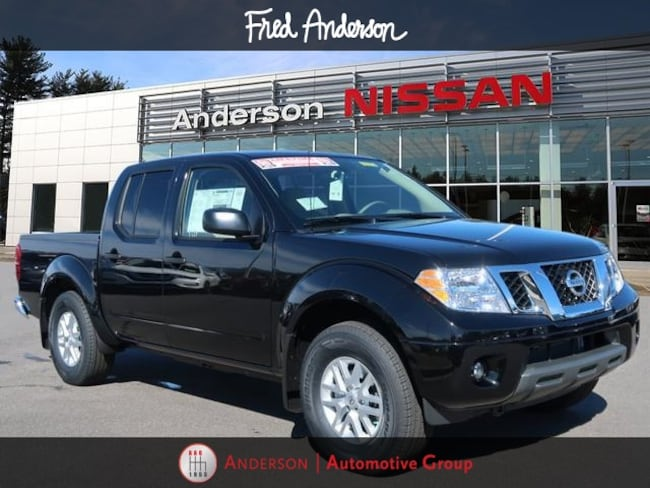 Fred Anderson Nissan Asheville >> New 2019 Nissan Frontier For Sale At Anderson Automotive