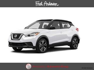 2019 Nissan Kicks S SUV