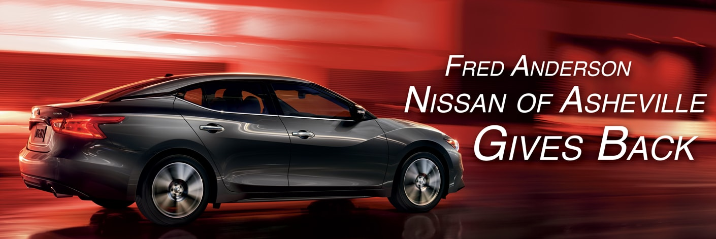 Beautiful Fred Anderson Nissan ...