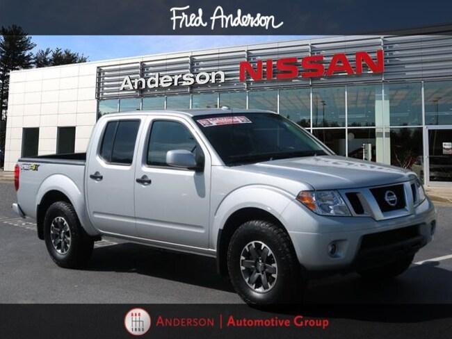 2018 Nissan Frontier PRO Truck