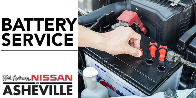 Professional Nissan Battery Service | Asheville, NC
