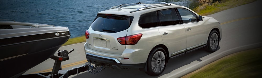 Why Choose the New Nissan Pathfinder?