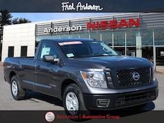 2019 Nissan Titan S Truck Single Cab