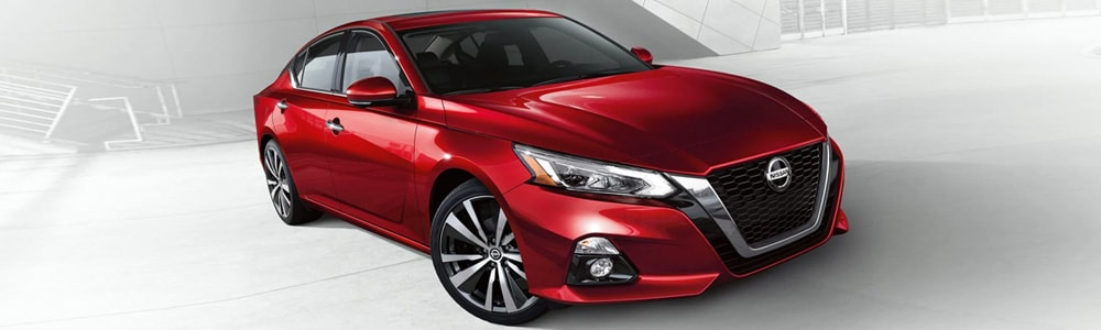 Why Choose the New Nissan Altima?