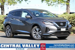 New 2019 Nissan Murano S SUV 5N1AZ2MJ6KN119603 for sale in Modesto, CA at Central Valley Nissan