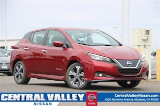 New 2019 Nissan LEAF SV PLUS Hatchback 1N4BZ1CP5KC312643 for sale in Modesto, CA at Central Valley Nissan