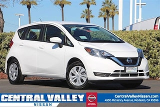 New 2019 Nissan Versa Note S Hatchback for sale in Modesto, CA at Central Valley Nissan