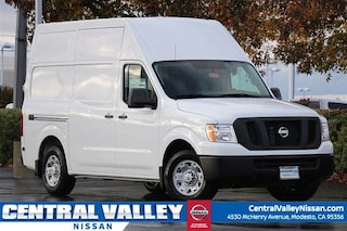 New 2018 Nissan NV Cargo NV2500 HD SV V6 Van High Roof Cargo Van 1N6BF0LYXJN815591 for sale in Modesto, CA at Central Valley Nissan