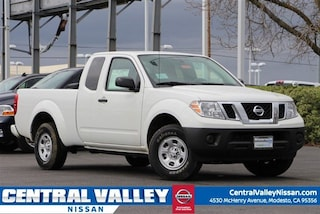New 2019 Nissan Frontier S Truck King Cab 1N6BD0CT2KN715559 for sale in Modesto, CA at Central Valley Nissan