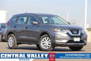 New 2019 Nissan Rogue S SUV for sale in Modesto, CA at Central Valley Nissan