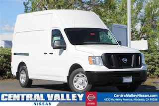 New 2019 Nissan NV Cargo NV2500 HD SV V6 Van High Roof Cargo Van 1N6BF0LY3KN804272 for sale in Modesto, CA at Central Valley Nissan