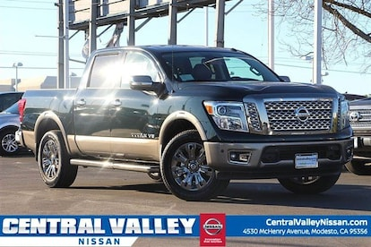 Central Valley Nissan >> New 2019 Nissan Titan For Sale At Central Valley Automotive