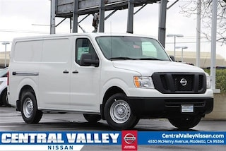 New 2019 Nissan NV Cargo NV1500 S V6 Van Cargo Van 1N6BF0KM4KN800763 for sale in Modesto, CA at Central Valley Nissan