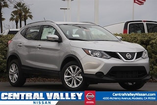 New 2019 Nissan Rogue Sport SV SUV JN1BJ1CP9KW214783 for sale in Modesto, CA at Central Valley Nissan