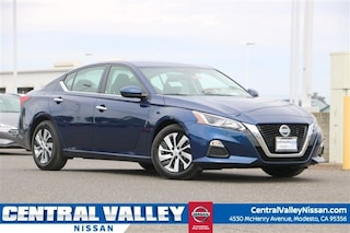 New 2019 Nissan Altima 2.5 S Sedan 1N4BL4BV1KC210405 for sale in Modesto, CA at Central Valley Nissan