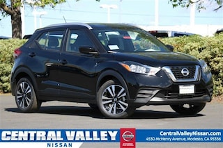 New 2019 Nissan Kicks SV SUV 3N1CP5CU7KL497447 for sale in Modesto, CA at Central Valley Nissan