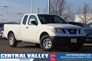 New 2019 Nissan Frontier S Truck King Cab 1N6BD0CT5KN713370 for sale in Modesto, CA at Central Valley Nissan