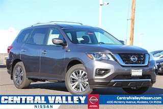 New 2019 Nissan Pathfinder S SUV for sale in Modesto, CA at Central Valley Nissan