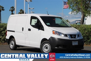 New 2019 Nissan NV200 S Van Compact Cargo Van 3N6CM0KN4KK699331 for sale in Modesto, CA at Central Valley Nissan
