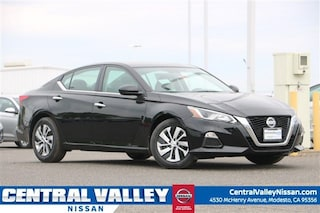 New 2019 Nissan Altima 2.5 S Sedan 1N4BL4BV8KC220770 for sale in Modesto, CA at Central Valley Nissan
