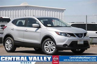 New 2019 Nissan Rogue Sport S SUV JN1BJ1CP5KW521738 for sale in Modesto, CA at Central Valley Nissan