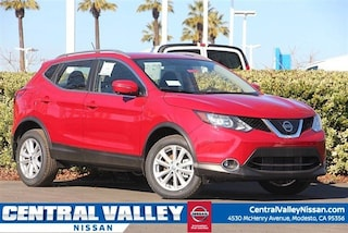 New 2018 Nissan Rogue Sport SV SUV for sale in Modesto, CA at Central Valley Nissan