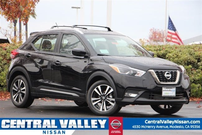 New 2018 Nissan Kicks SR SUV for sale in Modesto, CA at Central Valley Nissan