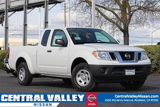 New 2019 Nissan Frontier S Truck King Cab 1N6BD0CT9KN715736 for sale in Modesto, CA at Central Valley Nissan