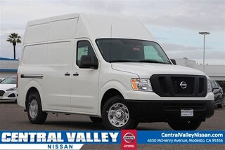 New 2018 Nissan NV Cargo NV2500 HD SV V6 Van High Roof Cargo Van 1N6BF0LYXJN817759 for sale in Modesto, CA at Central Valley Nissan