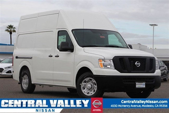 bd3d5ab828b21a New 2018 Nissan NV Cargo NV2500 HD SV V6 Van High Roof Cargo Van for sale